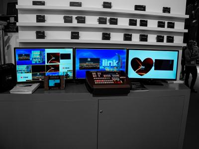 LED screen control systems