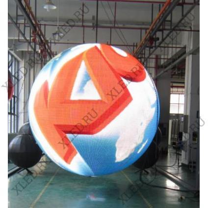xLED xSphere7.62-4m