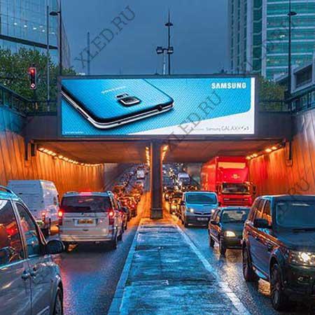 Уличный светодиодный экран ONP-12