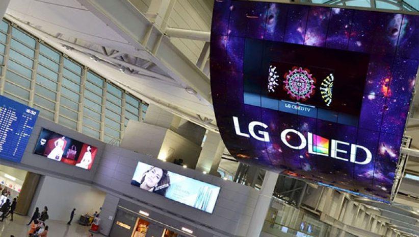 LED-дисплей на органических светодиодах